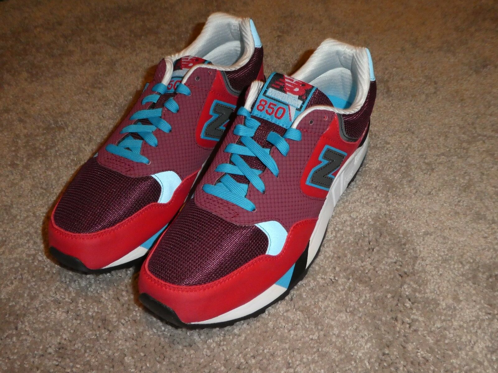 New New New Balance Men's M850BR shoes size 9.5 style 850 sneakers 0a1348