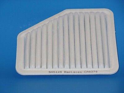 5449 17801-50060 CA9379 Engine Air Filter Fits; LEXUS GS300 GS430 GS450h SC430