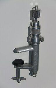Vintage-Russian-Camera-Clamp-w-Ball-amp-Socket-Head-1-4-034-20-Thread