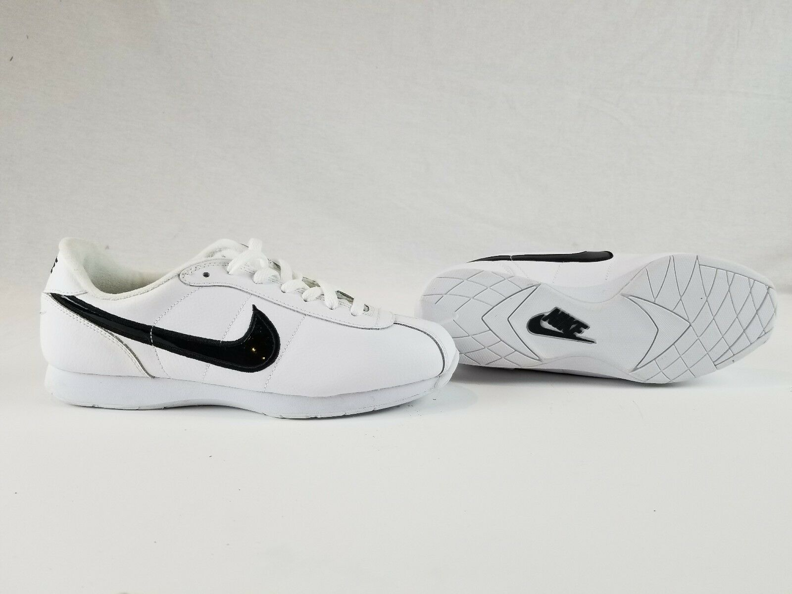 reputable site 95724 84389 Nike Cortez Basic Leather OG Mens Shoes 13 White Varsity Red 882254 164 for  sale online   eBay