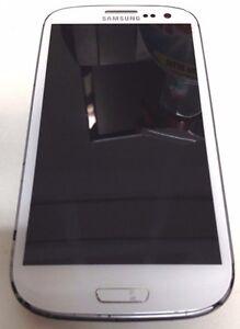 Samsung Galaxy S3 Iii Sph L710 16gb White Sprint Bad Lcd