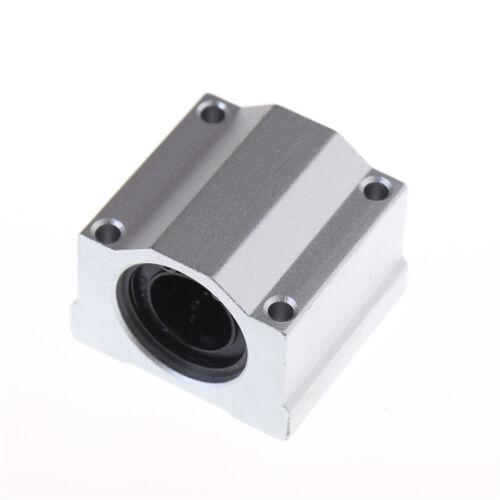 SC8UU-SCS20UU 8-20mm Linear Motion Ball Bearing Machinery Slide Bushing TS