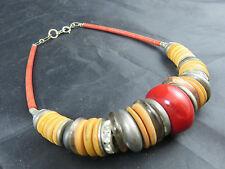 Langani Designer Collier Vintage Kette Halskette necklace Nr. 3