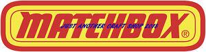 Matchbox-Toys-transmisor-POSTER-TIENDA-LETRERO-anuncio-de-Banner-Folleto-de-muy-alta-calidad
