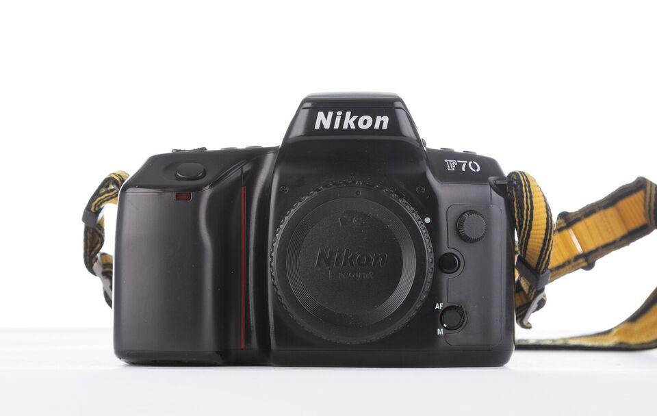 Nikon, Nikon F70, spejlrefleks
