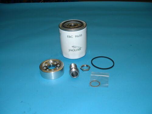4.2 SPIN OFF OLIO FLTER Kit Di Conversione JAGUAR E TYPE SERIES 2
