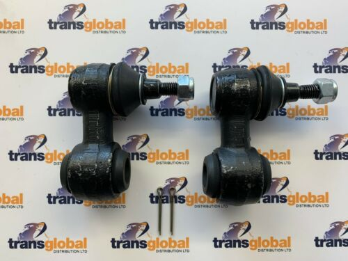 ANTI ROLL BAR DROP Link x2 Pour Land Rover Defender Discovery 1 Bearmach NTC1888