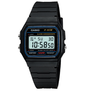 CASIO-F-91W-1D-BLACK-RESIN-STRAP-WATCH-FOR-MEN-AND-WOMEN