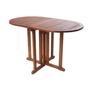 Balkon Tisch Rom 120 X 70 Klappbar Gartentisch Oval Klapptisch