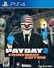 Payday 2: Crimewave (Sony PlayStation 4, 2015)