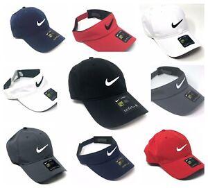 e720a6b7ba446 Nike Golf Hat Legacy91 Dri Fit Tech Logo Cap or Tour Visor Unisex ...
