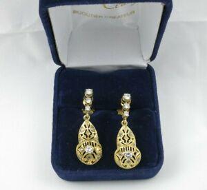 Boucles-d-039-oreilles-ancienne-diamants