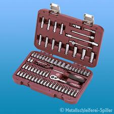 Kraftwerk 4037 HIGHTECH Profi-Steckschlüsselsatz Koffer 1//4-1//2 Zoll 133 tlg.
