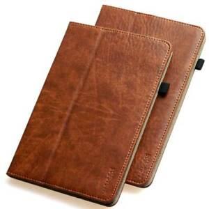Details zu Premium Leder Schutzhülle für Apple iPad 2 3 4 Tablet Tasche Hülle Cover Case