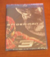 SPIDERMAN 3 MARVEL WALT DISNEY BLURAY NO DVD UOMO RAGNO NUOVO SPIDER MAN