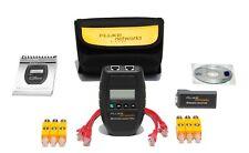 Fluke Networks Microscanner Pro Network Cable Tester Verifier