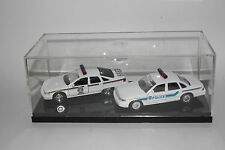 ROAD CHAMPS POLICE, VANCOUVER CANADA & QUEBEC CANADA POLICE DEPT., 1:43, NICE