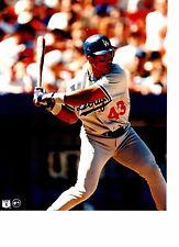 Raúl Mondesí - LA Dodgers- picture 8 x 10 photo #5