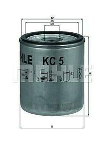 MAHLE-KC-5-Fuel-filter
