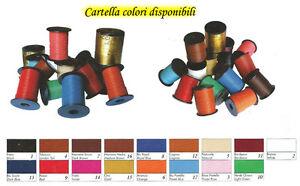 best website 55a81 71fc9 Dettagli su Laccio a sezione tonda stringhe per scarpe calzature varie  misure e colori