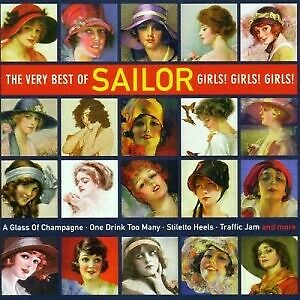 SAILOR-GIRLS-GIRLS-GIRLS-THE-VERY-BEST-OF-SAILOR-CD-16-TRACKS-ROCK-NEUWARE