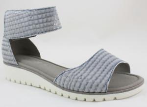 Gabor-Snake-Aquamarine-Ankle-Strap-Comfort-Sandal-Women-Sizes-6-5-8-5-9-10-NEW