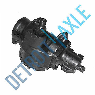 Complete Power Steering Gear Box Assembly for Mazda B2300 Ford Bronco