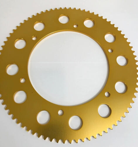 HIGH QUALITY ALLOY KART SPROCKET 88 TOOTH 219 PITCH ROTAX HONDA TKM NEW