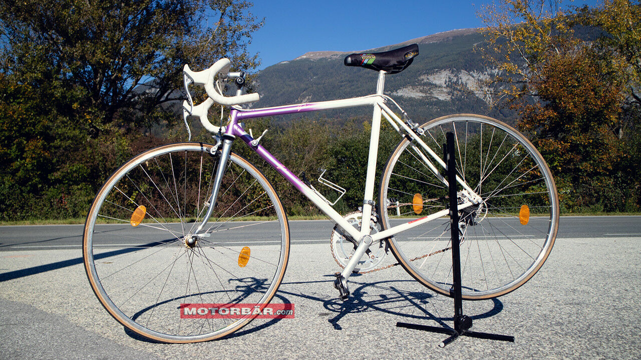 KTM Strada Fahrrad Bike Stahlrad Steel Vintage Roadbike Rad