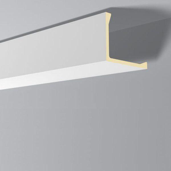 Lichtleiste NMC L2   Indirekte Beleuchtung   LED Lichtprofil LED Leiste stoßfest