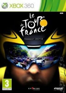 Xbox-360-TOUR-DE-FRANCE-2014-Xbox-360-MOLTO-BUONO-1st-Class-Recorded-Delivery