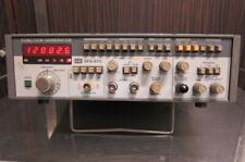 Gw Gfg 813 Function Generator 01hz 13mhz
