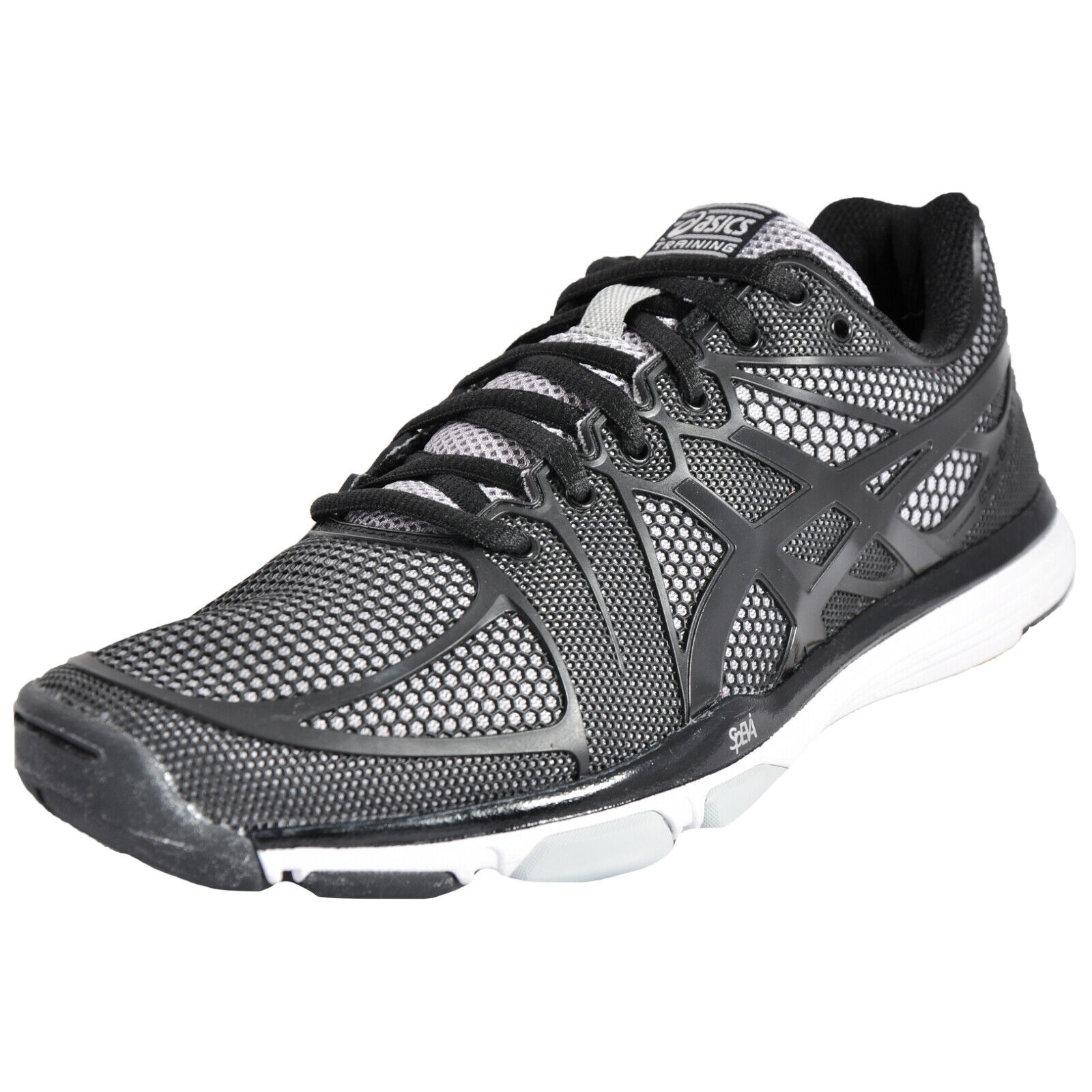 Asics  Gel Exert TR Mens X -Training Fitness Gym Workout Trainers nero  qualità ufficiale