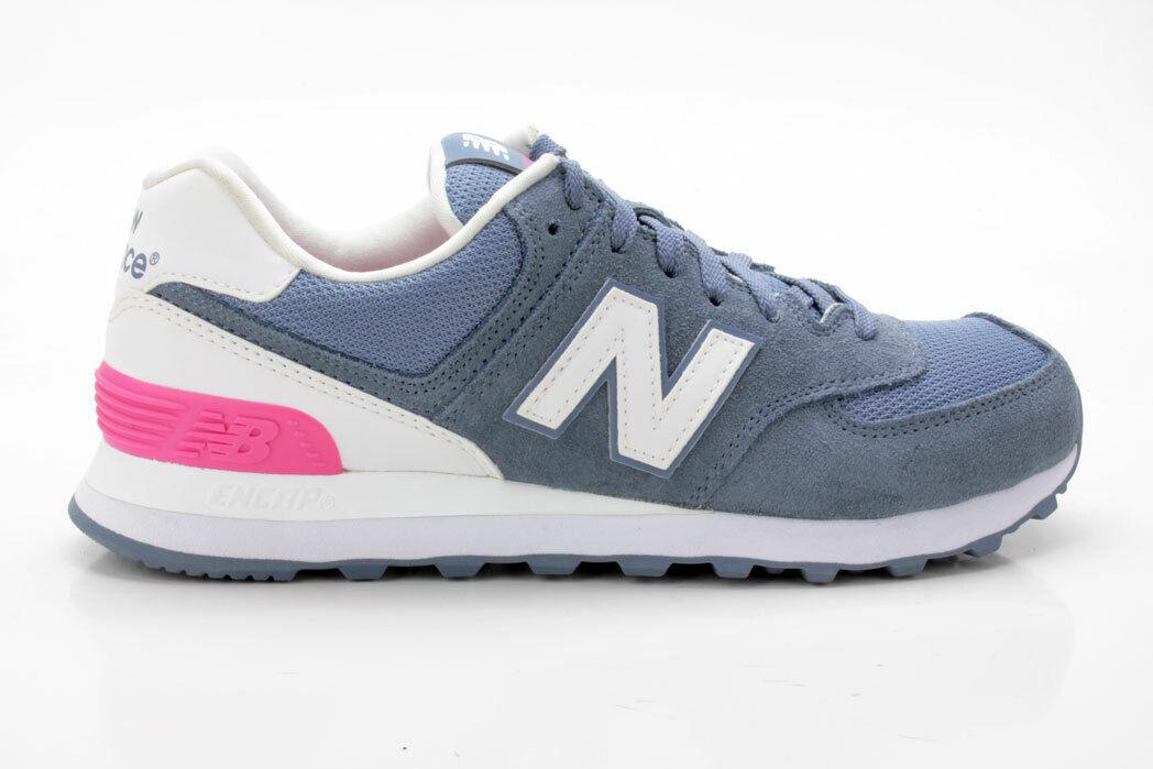 New Balance WL574CNB 545601-50 12 blue-grey-pink