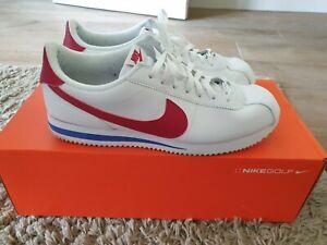 Nike Classic Cortez Basic Cuero Hombre Talla 10 Reino Unido ...