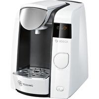 Bosch Tas4504 Tassimo Joy Multigetränkesystem Weiß Kaffeemaschine Padmaschine