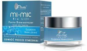 AVA Mi-Mic krem do twarzy Głębokie Nawilżenie/ Face cream Deep Hydration