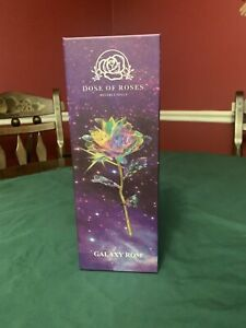 *BRAND NEW IN BOX* Dose of Roses Beverly Hills Galaxy Rose