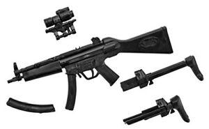 Tomytec  Little Armory LA033 MP5A4 Type 1/12 Scale Plastic Model