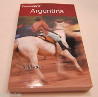 Frommer's Argentina - Guide Book - (2nd Edition Paperback) -