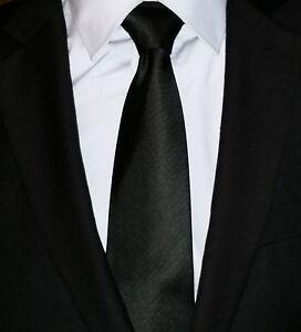 Cravate-noire-Benoit-Florent-100-soie
