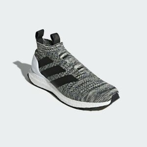 new arrival 3e241 1f802 Image is loading Adidas-A16-UltraBoost-Sz-12-5-Black-White-