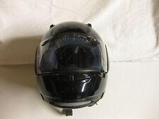 HELMET Motorcycle ARAI Quantum F Snell DOT F  Full Clear Shields Vents ZZ SMALL