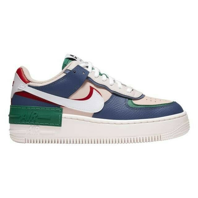 Authentic Nike Air Force 1 Shadow Mystic Navy White Pink Uk 6 Ci0919 400 Women 2 For Sale Online Ebay Nike air force 1 shadow beige brown marron ck3172_002. ebay