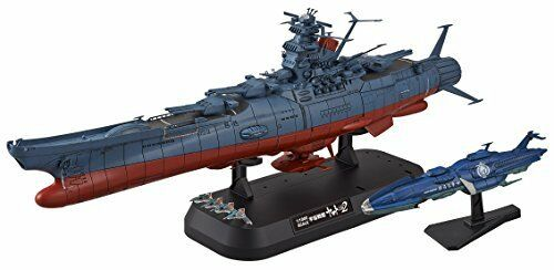 BANDAI 1 1000 SPACE BATTLESHIP YAMATO 2202 MODEL KIT NEW FROM JAPAN F S