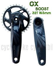 SRAM GX Eagle DUB Boost 165mm Direct Mount 32tX-Sync 2 Chainring Black Crankset