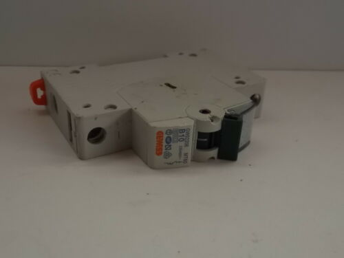 Several Sizes to choose from Gewiss MCB Circuit Breaker Fuse