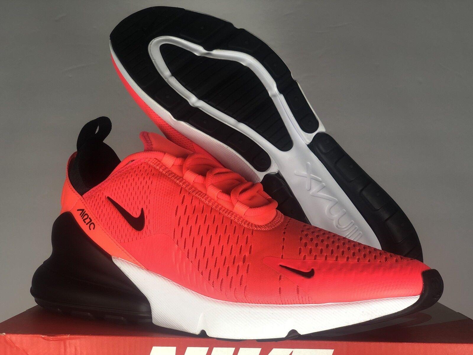 5f5caaffcd Men's NIKE AIR MAX 270 ID-Infrared Black Sz 12 [BQ0742-997] nccbdx9085-Athletic  Shoes