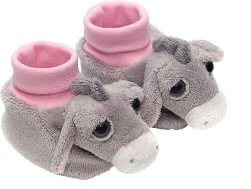 Suki Baby Schuhe Babyschuhe Booties Donkey Esel Luna 0-10 Monate