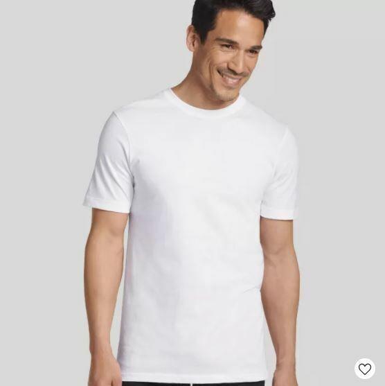 Jockey American Crew Neck T-Shirt 2 Pack